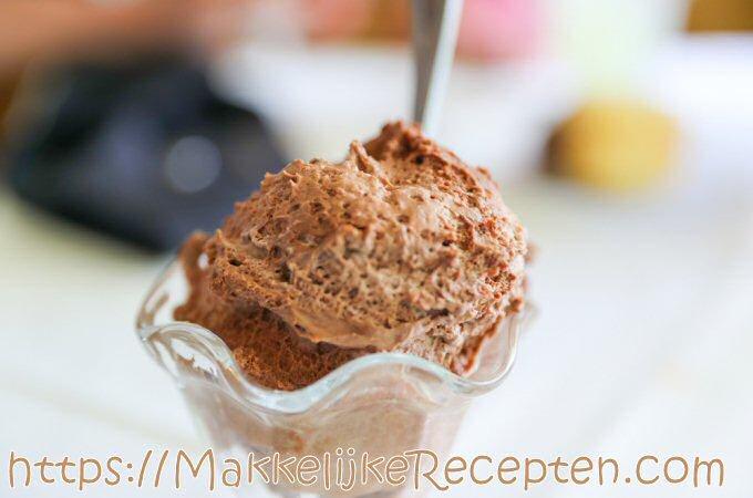 Chocolademousse Sandra Bekkari
